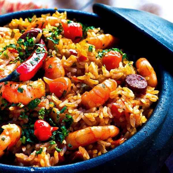 healthy casserole dish